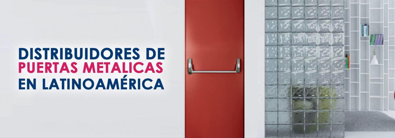 distribuidores de puertas metálicas en latinoamérica