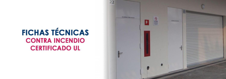 Puertas contra incendio ul puertas con certificaci n ul - Puertas contra incendios ...