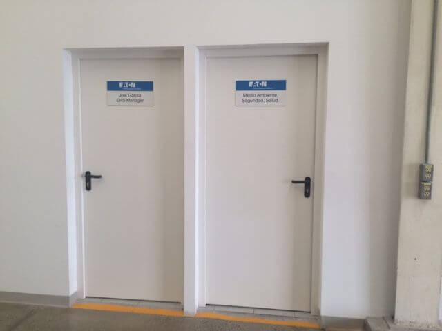 puertas metálicas multiusos