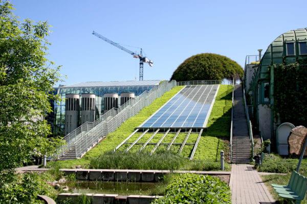 Ejemplo de construcción sustentable