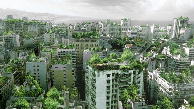 Construccion de edificios verdes en México